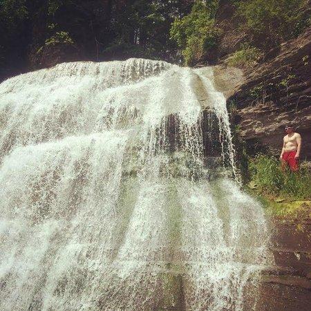 Robert Treman State Park : Impressive falls!