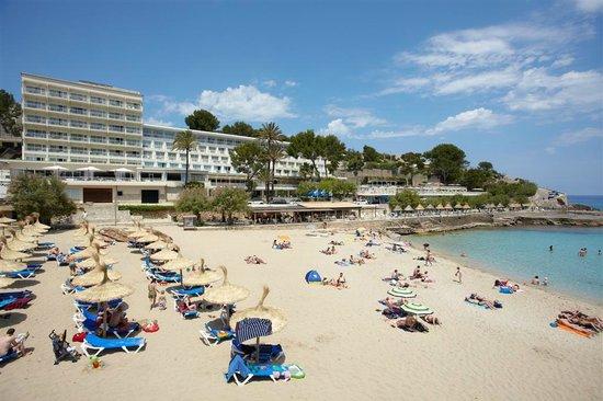 Grupotel Molins: Playa Cala Molins