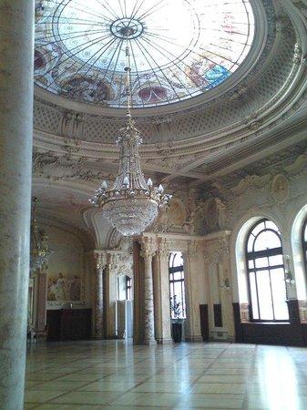 Beau-Rivage Palace: Salon Sandoz
