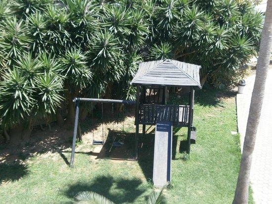 Hotel Evilion Kato Stalos: playground