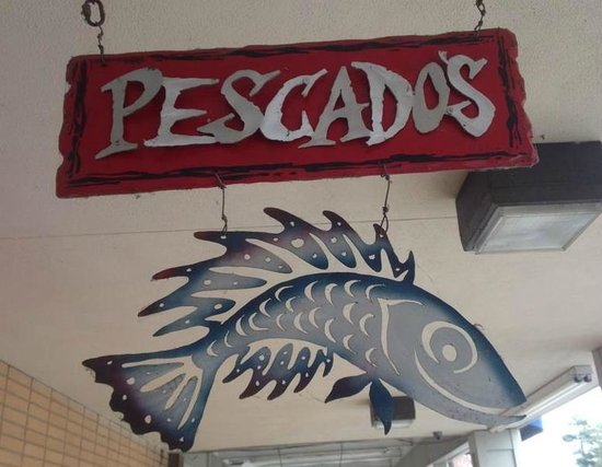 Pescados: best fish taco ever!