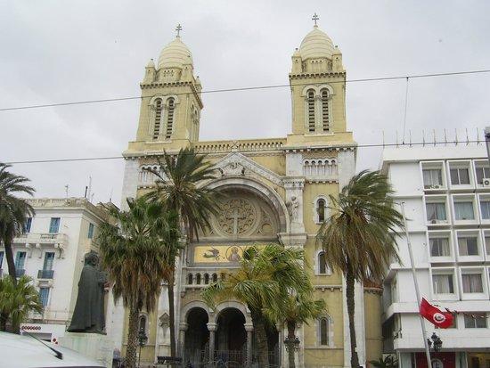 Medina de Túnez: перед Мединой