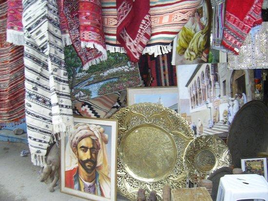Medina de Túnez: в Медине