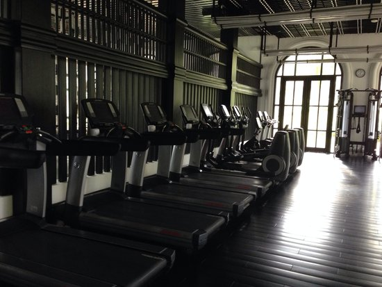 InterContinental Danang Sun Peninsula Resort: Gym