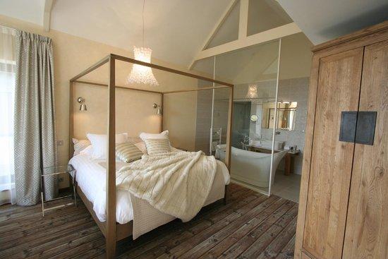 L'Auberge des Glazicks : La Maison des Glazicks Hôtel 4 etoiles en Finistere