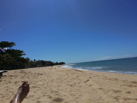 Pousada Aldeia do Sol : Praia Tio Verde