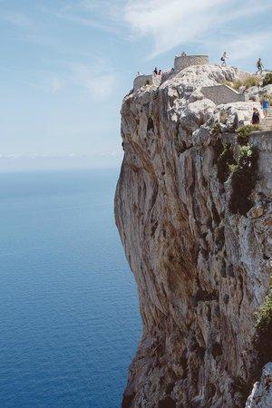 Cap de Formentor: Смотровая площадка