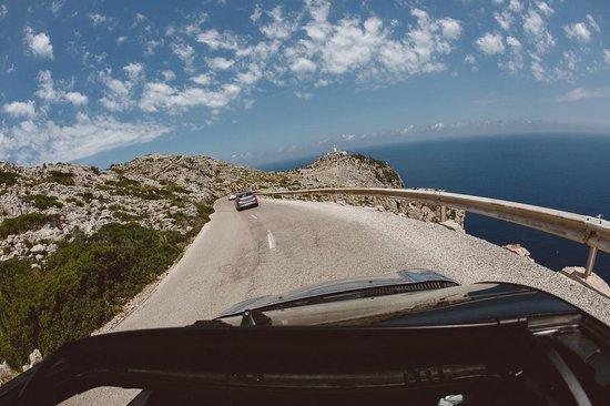 Cap de Formentor: Дорога к маяку