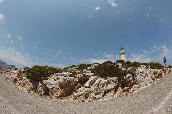 Cap de Formentor: Маяк Форментор