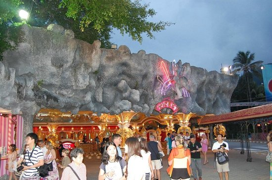 Phuket FantaSea: вход
