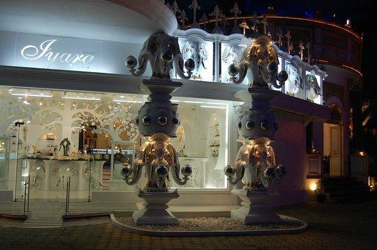 Phuket FantaSea: магазинчик на территории парка