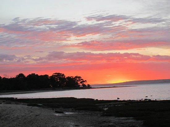Kingscote, Australia: Sun Rise