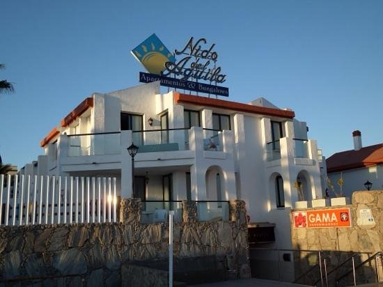 Hotel Nido del Aguila: Nido del Aguila