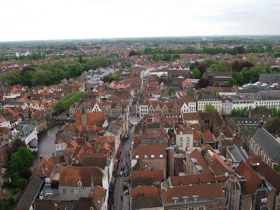 Belfort: Vista da cidade.