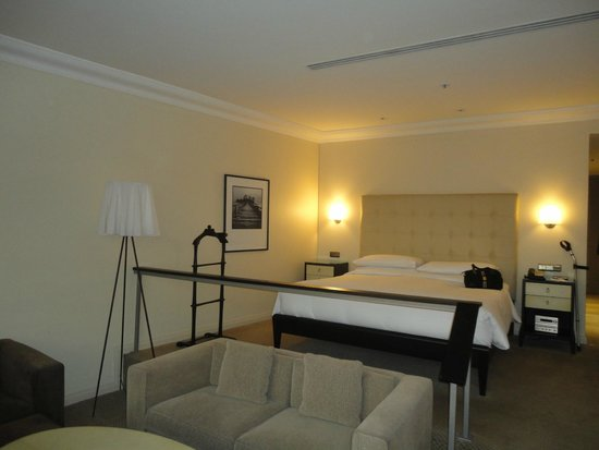 Grand Hyatt Santiago: quarto