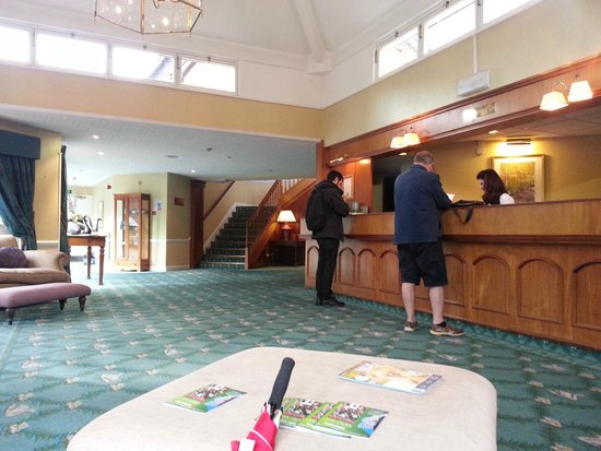 The Swan at Streatley: Reception