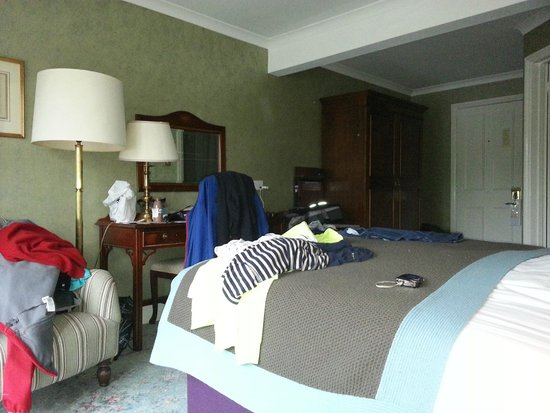 The Swan at Streatley: Our Room