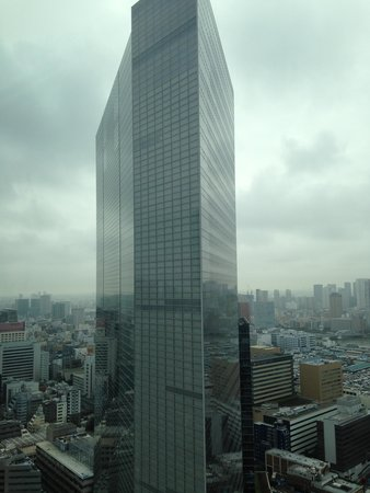 Royal Park Hotel The Shiodome, Tokyo: View from room