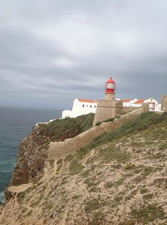 Cape Saint Vincent: san vicente