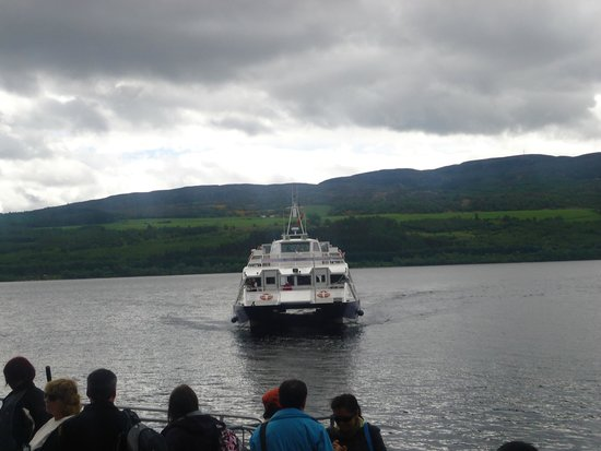 Loch Ness by Jacobite: Boat