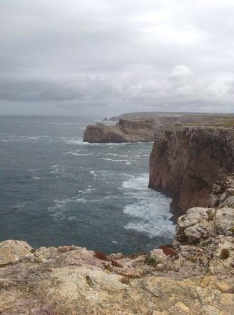 Cape Saint Vincent: rompiendo