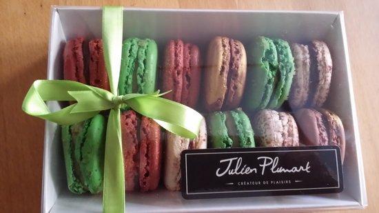 Julien Plumart Boutique: Macaroons
