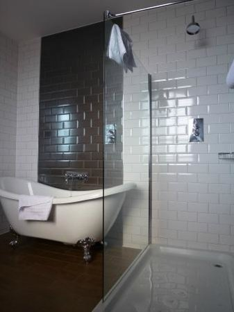 Hallmark Hotel The Queen, Chester: Breathtaking bathroom