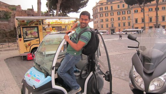 Buzz4Tours: Buzzing around in Rome..