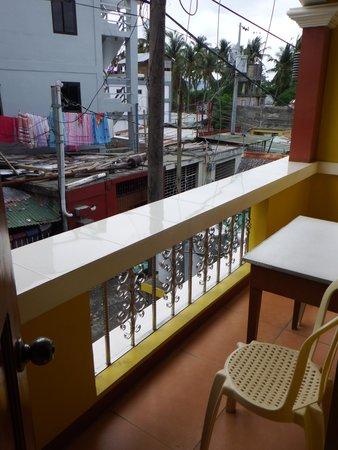 Sea Jewel Beach Resort : Balcony view