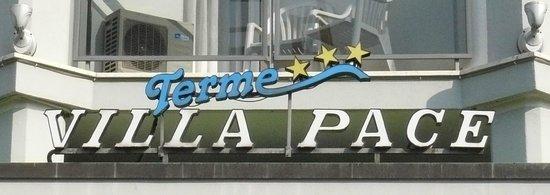 Hotel Terme Villa Pace: L' Insegna