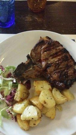 Trattoria da Garibardi : Excelente comida... rico, rico. Buen precio y buen servicio.. 100% recomendado..