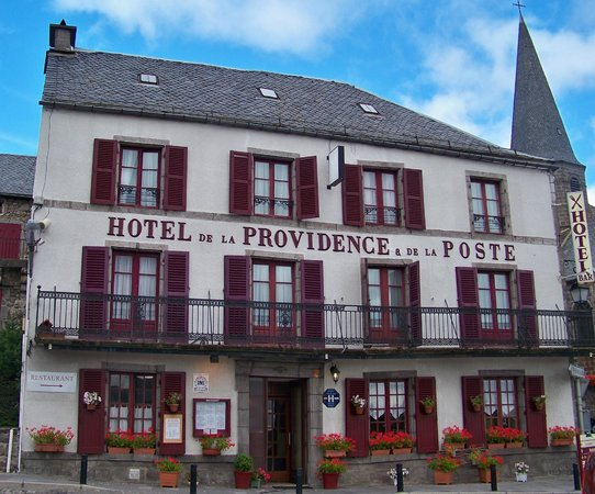 Hotel De La Providence Et De La Poste