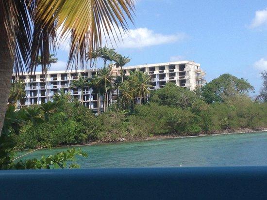 Carayou Hotel & Spa: belle vue !