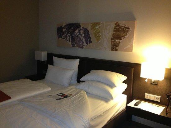 Atlantic Grand Hotel Bremen: Bed