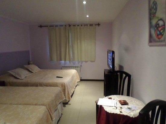 Altuen Hotel Suites&Spa: Habitación