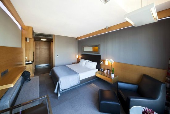 Point Hotel Barbaros: Deluxe Room