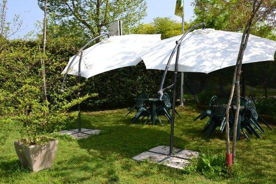Agricamping Corte Finiletto: Area relax