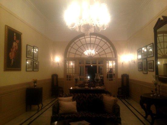 The Claridges Nabha Residence, Mussoorie: the lobby
