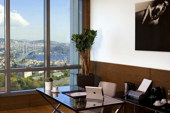 Point Hotel Barbaros: Executive Senior Suite