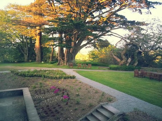 Liss Ard Estate: The lovely grounds