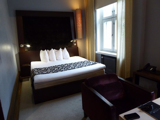 Klaus K Hotel: Chambre design