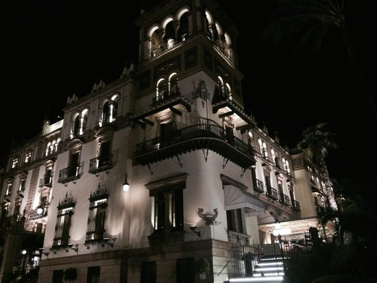 Hotel Alfonso XIII, A Luxury Collection Hotel, Seville: beautiful hotel