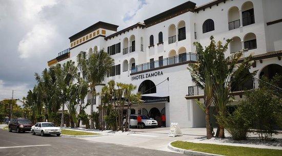 Kimpton Hotel Zamora: The Hotel Zamora Exterior