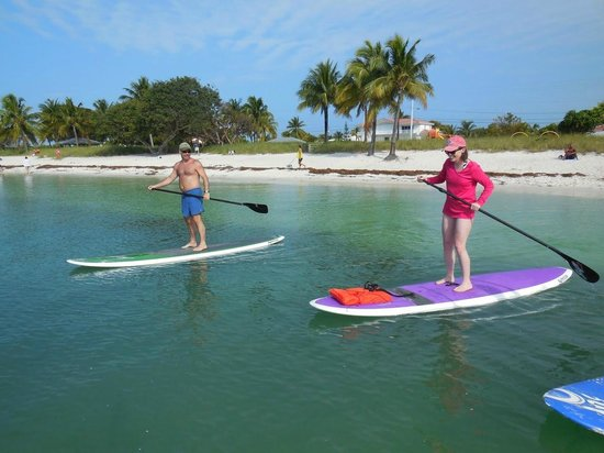Salt Seekers Sombrero Beach Paddleboarding Island Snorkel Tour
