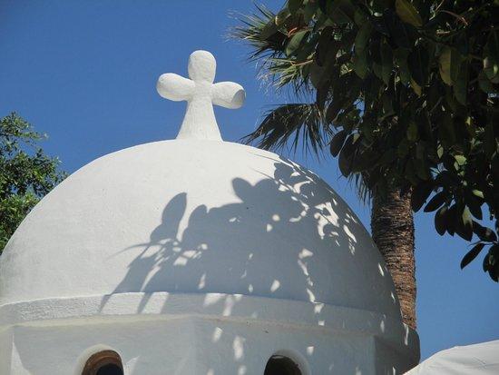 Golden Coast Beach Hotel : chapel at hotel