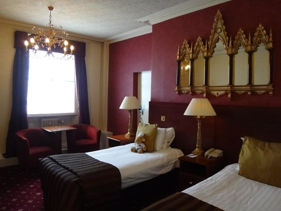 Hallmark Hotel The Queen, Chester: 客室