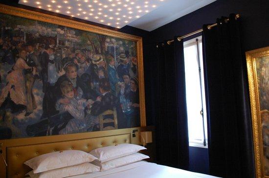 Le Petit Madeleine Hotel: Bedroom