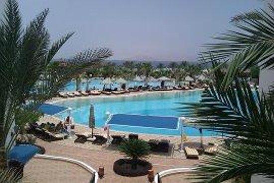 Sultan Gardens Resort: Вид с балкона