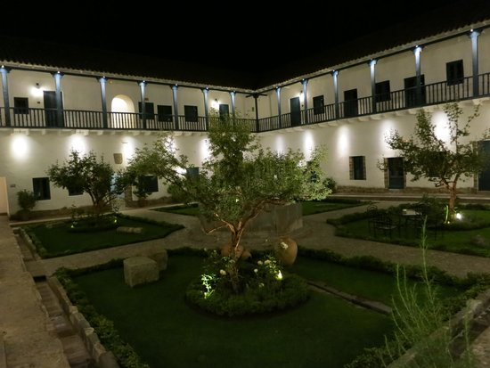 Belmond Palacio Nazarenas: hotels grounds