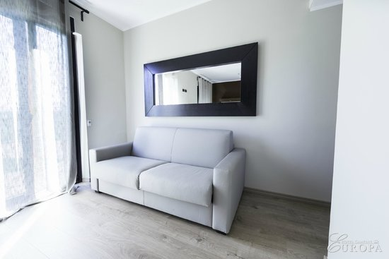 Hotel Camping Europa: New Rooms